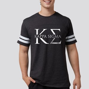 Kappa Sigma Letters Mens Football Shirt