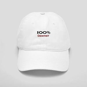 100 Percent Dentist Cap