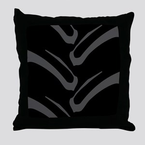 4x4 Tread Pattern Throw Pillow