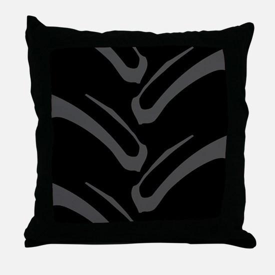 4x4 Tread Pattern Throw Pillow