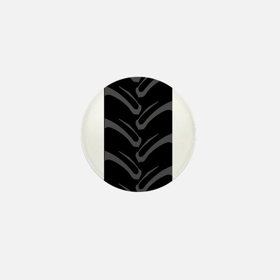 4x4 Tread Pattern Mini Button