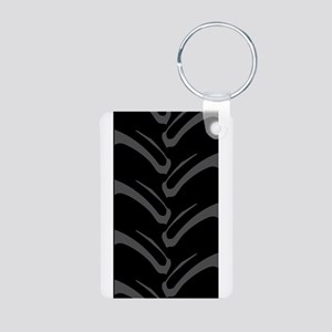 4x4 Tread Pattern Keychains