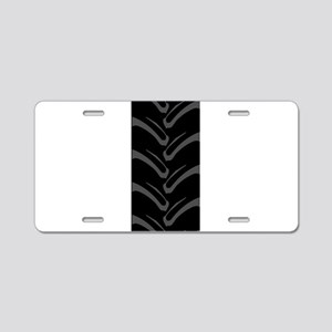 4x4 Tread Pattern Aluminum License Plate