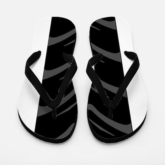 4x4 Tread Pattern Flip Flops