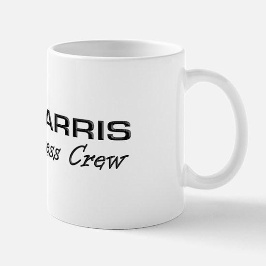 Mug-HARRIS PRESS CREW