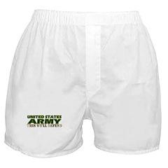 United States Army Boxer Shorts