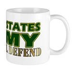 United States Army Mug