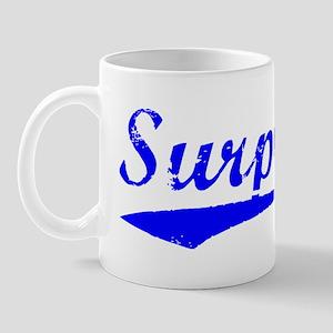Vintage Surprise (Blue) Mug