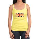 UK Flag Jr. Spaghetti Tank