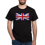 UK Flag Dark T-Shirt