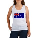 Aussie Flag Women's Tank Top