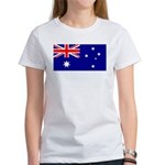 Aussie Flag Women's T-Shirt