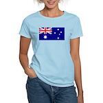 Aussie Flag Women's Light T-Shirt