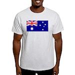 Aussie Flag Light T-Shirt