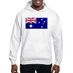 Aussie Flag Hooded Sweatshirt