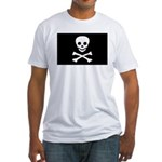 Jolly Rodger Fitted T-Shirt
