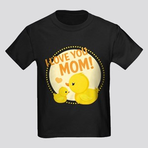 I Love You Mom Women's T-Shirt