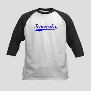Vintage Temecula (Blue) Kids Baseball Jersey