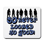 Good Looking 50, 50th Mousepad