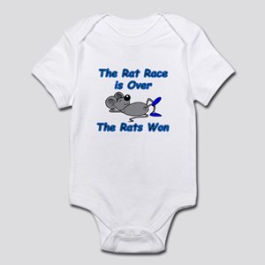 Rat Race Infant Bodysuit