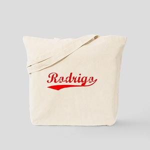 Vintage Rodrigo (Red) Tote Bag