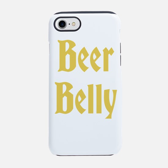 Beer Belly iPhone 8/7 Tough Case