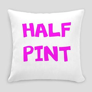 Half Pint Pink Everyday Pillow