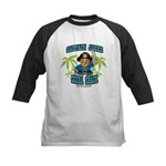 Scuba Shack Kids Baseball Jersey