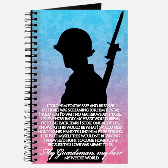 I told him (Nat.Guard)Journal