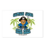 Scuba Shack Postcards (Package of 8)