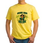 Scuba Shack Yellow T-Shirt