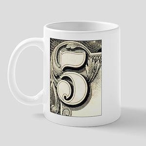 The FIVE Mug