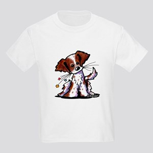 Tiny Liver Brittany Kids Light T-Shirt