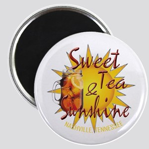 Nashville Sweet Tea & Sunshine Magnets