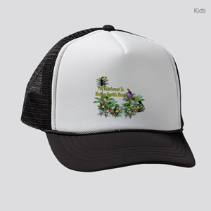 Mother Earth's Heart Kids Trucker hat