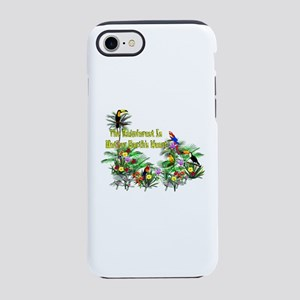 Mother Earth's Heart iPhone 8/7 Tough Case
