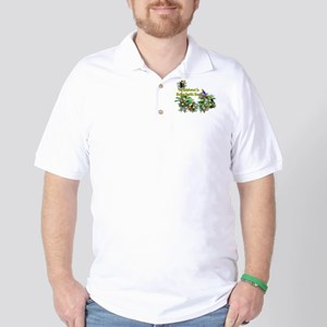 Mother Earth's Heart Polo Shirt