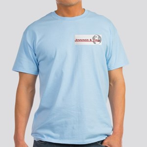 J&R Logo Color Pocket Light T-Shirt