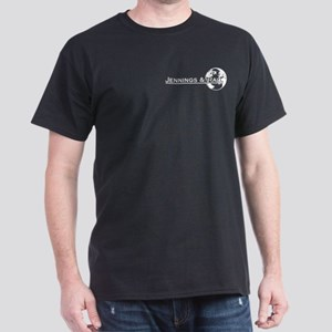 J&R Logo Pocket Dark T-Shirt