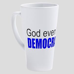 Pro-republican 17 oz Latte Mug