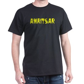 Amritsar Faded (Gold) T-Shirt