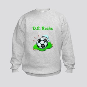 D.C. Rocks Kids Sweatshirt