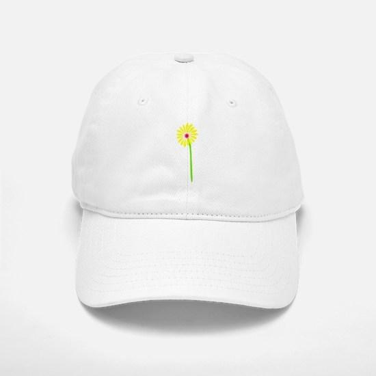 Spring Flower Baseball Baseball Cap