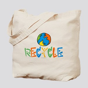Recycling Tote Bag