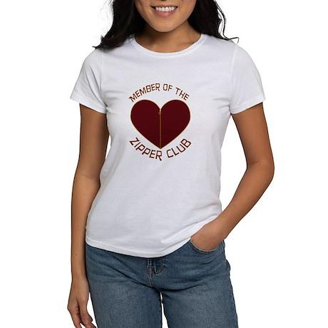 Zipper Club Women's T-Shirt