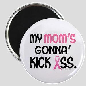 Gonna' Kick Ass 1 (Mom) Magnet