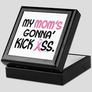 Gonna' Kick Ass 1 (Mom) Keepsake Box
