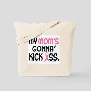 Gonna' Kick Ass 1 (Mom) Tote Bag