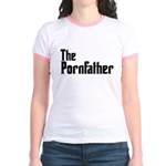 The Pornfather Jr. Ringer T-Shirt
