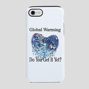 Global Warming iPhone 8/7 Tough Case